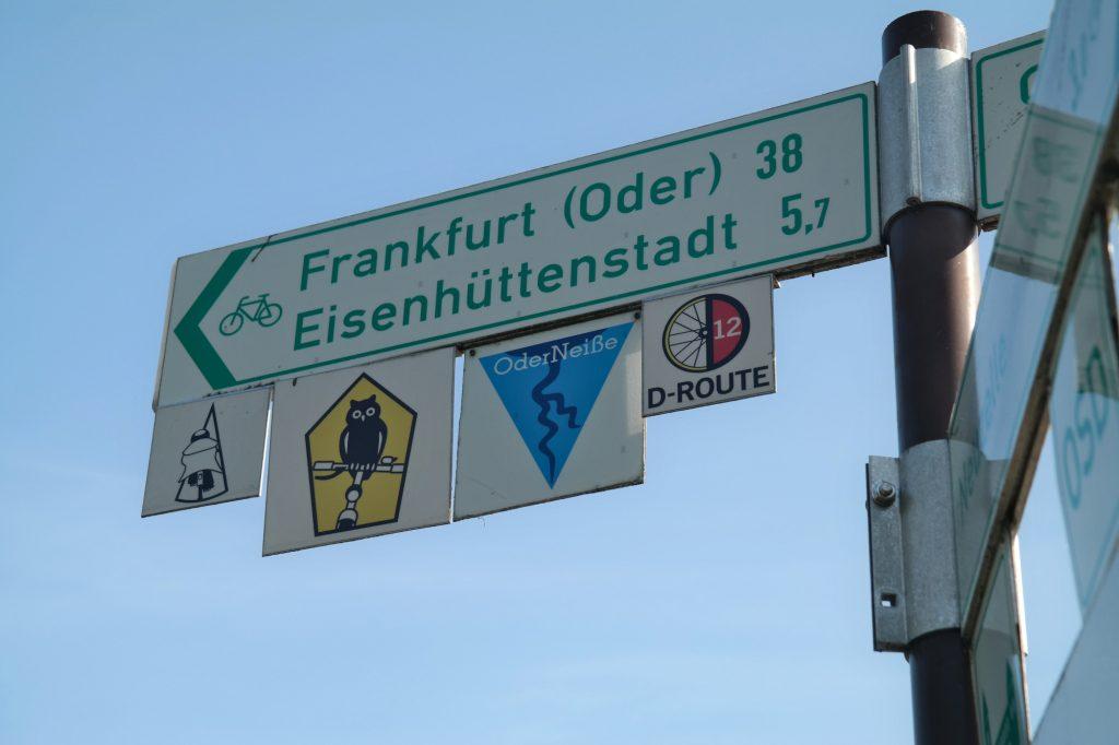 Oder-Neiße-Radweg fietsen in Duitsland
