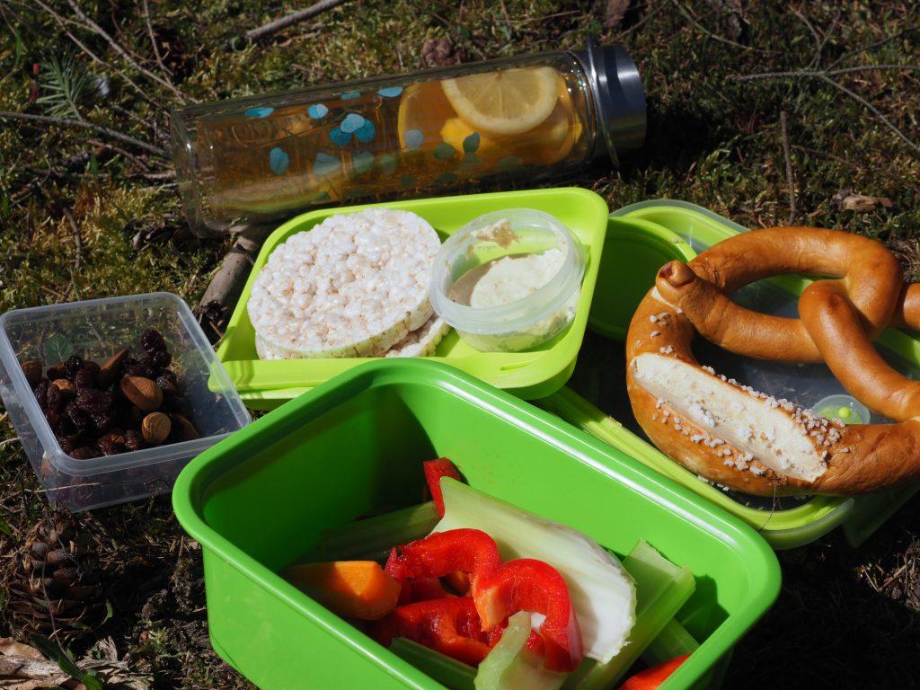Picknick Grasmoor