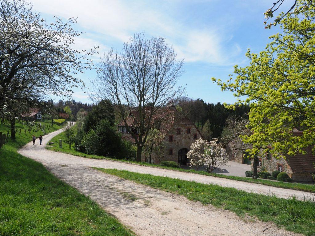 TERRA.track Borgberg wandelen