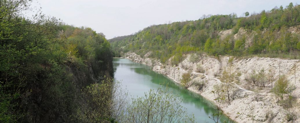 Teutoschleife Canyon Blick Lengerich