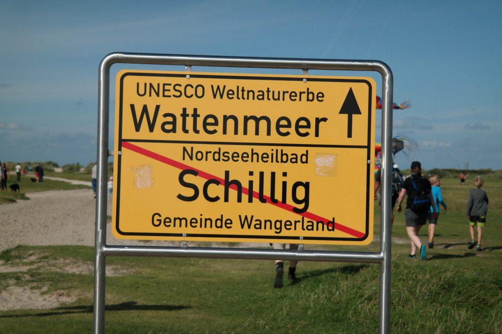 Wadlopen Duitse Waddenzee