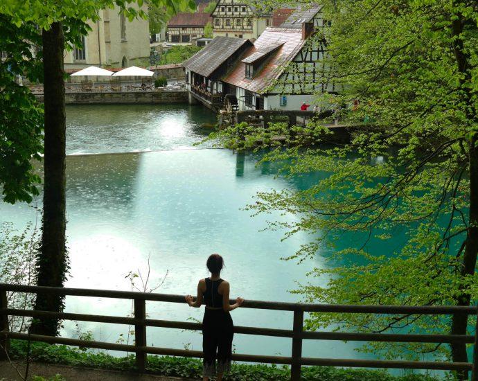 Blautopf in Duitsland