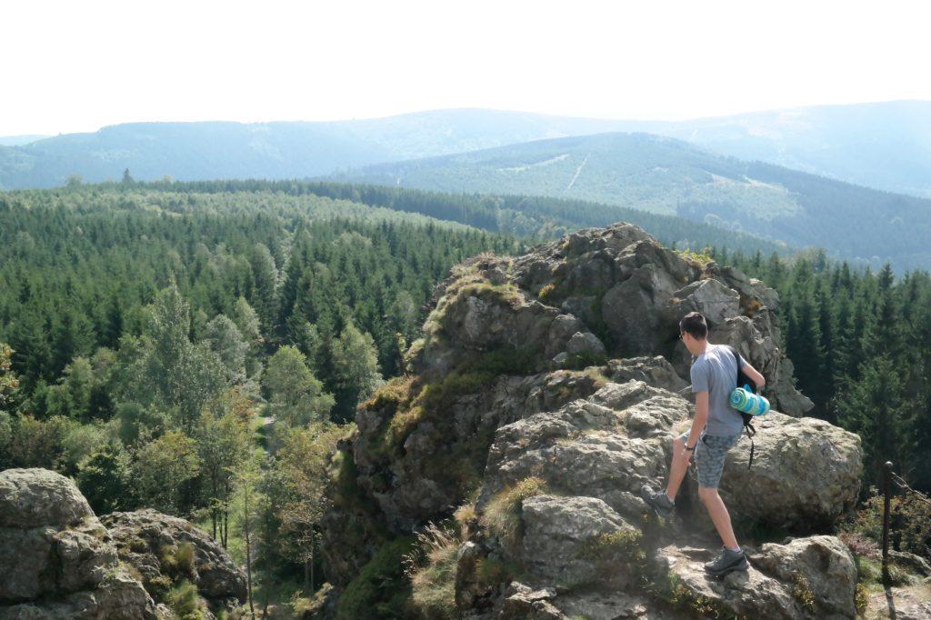 Bruchhauser Steine wandelen Olsberg