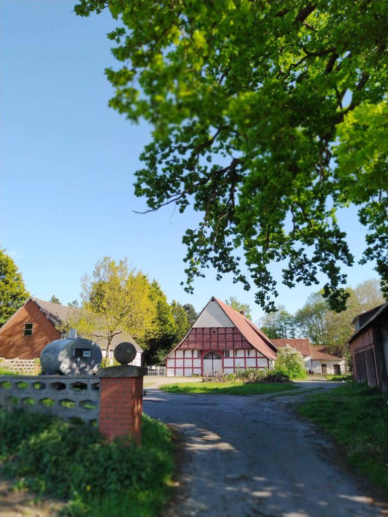 Boerderij café in Osnabrück