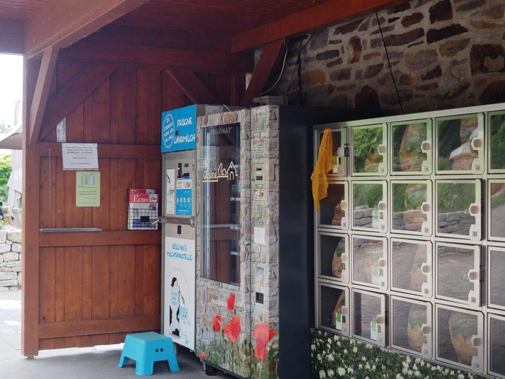 Hof Gösling Osnabrück automaat