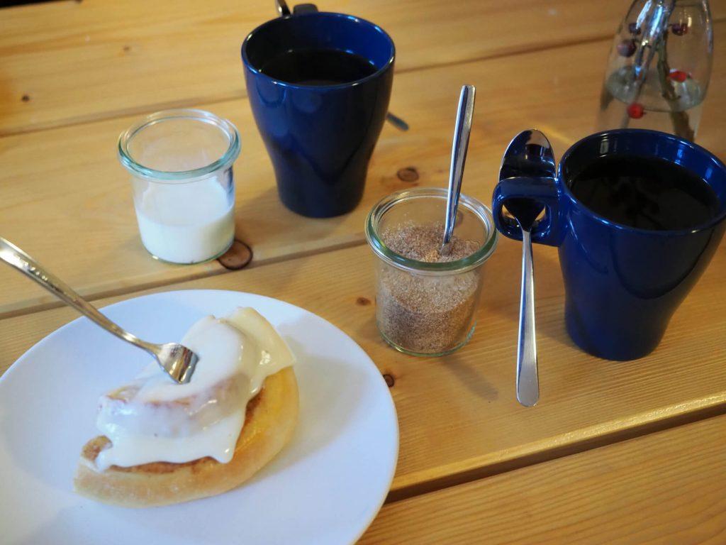 Hof Thiesing Café in Osnabrück