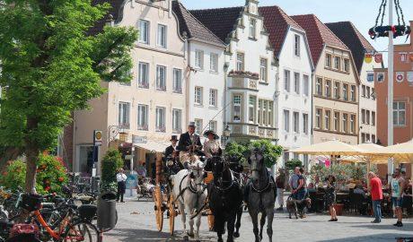 Warendorf Duitsland