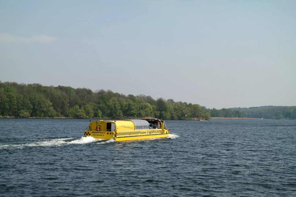 Watertaxi Potsdam