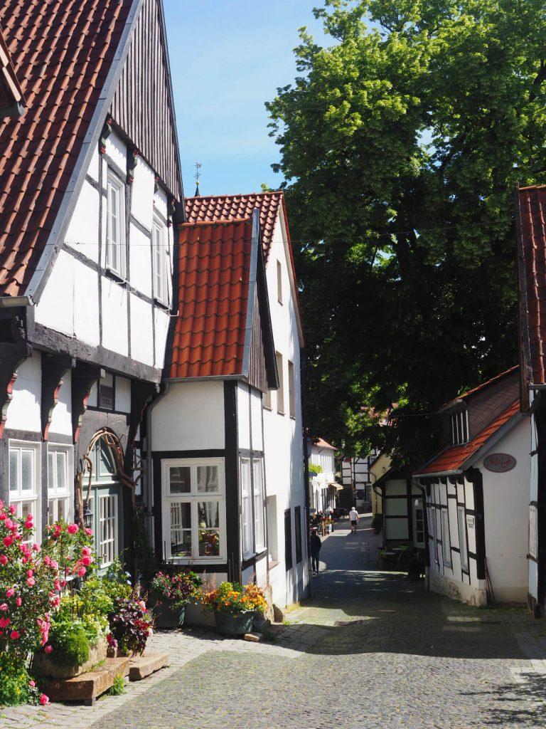 Bezienswaardigheden in Tecklenburg