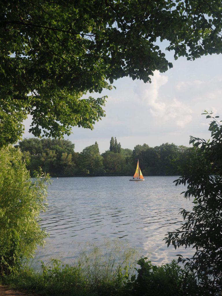 Fietsen Hannover Maschsee