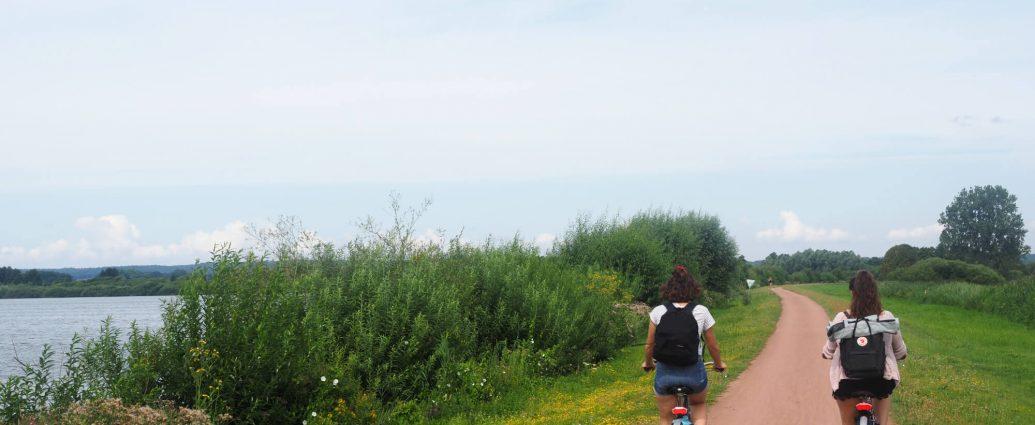 Fietsen rondom de Dümmer See