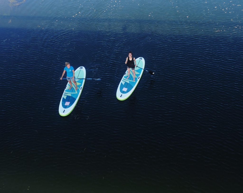 Stand up paddling in Osnabrück