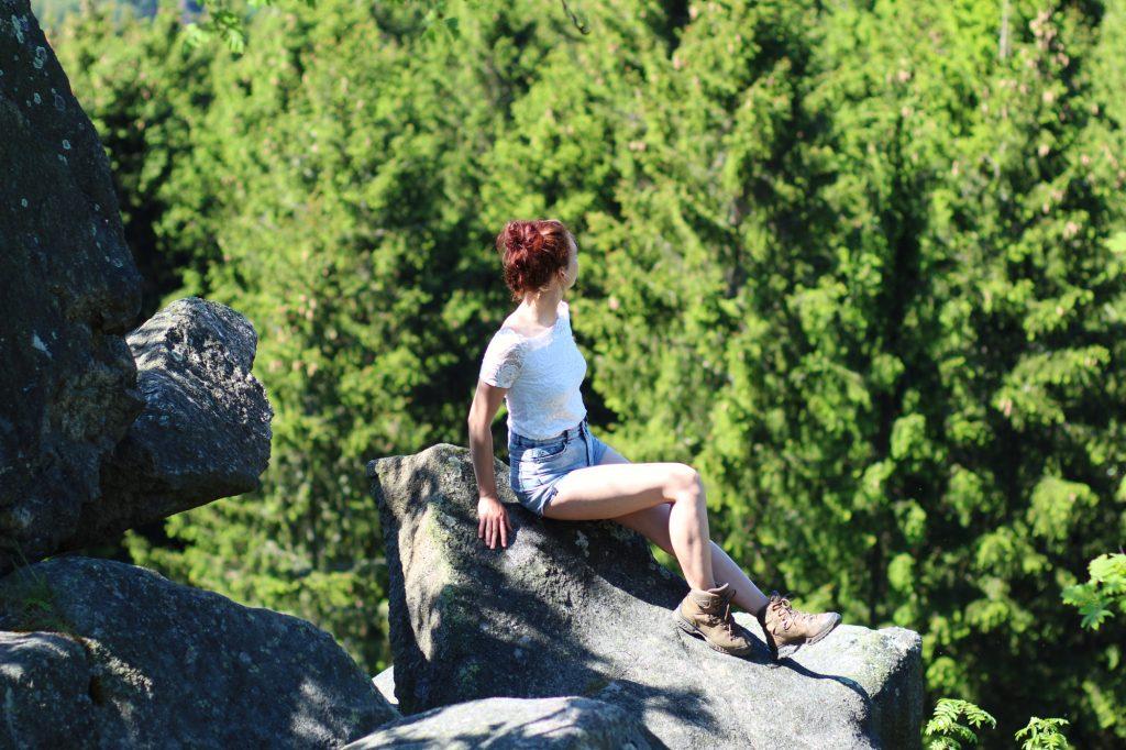 Wandelen in de Harz tijdens een actieve vakantie in Duitsland