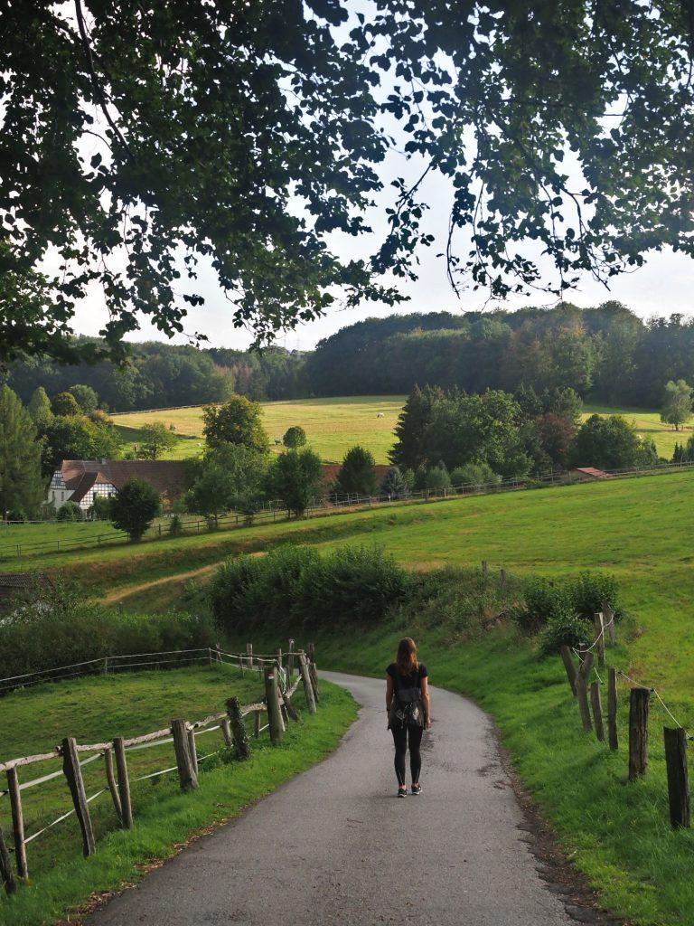 Wandelen op vakantie in het Osnabrücker Land