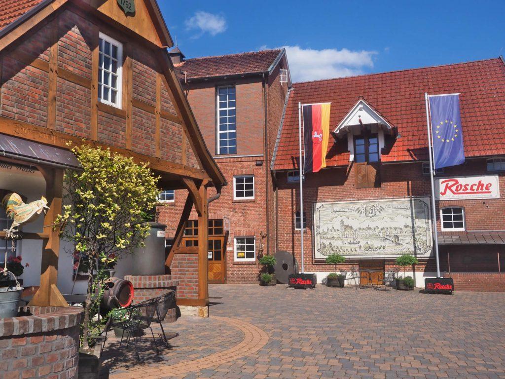 Edelkorn-Brennerei Rosche in het Emsland bezoeken