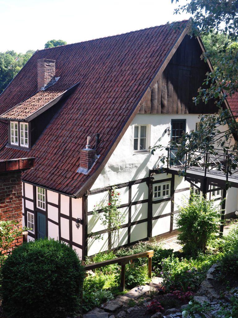 Vakwerk in Tecklenburg