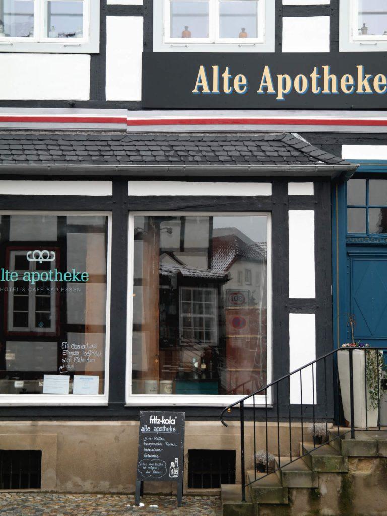 Hotel Alte Apotheke Bad Essen