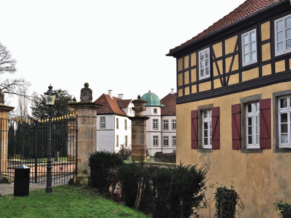 Schloss Hünnefeld Bad Essen