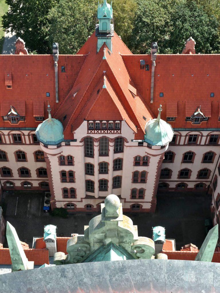 Uitzichtplatform Neues Rathaus Hannover