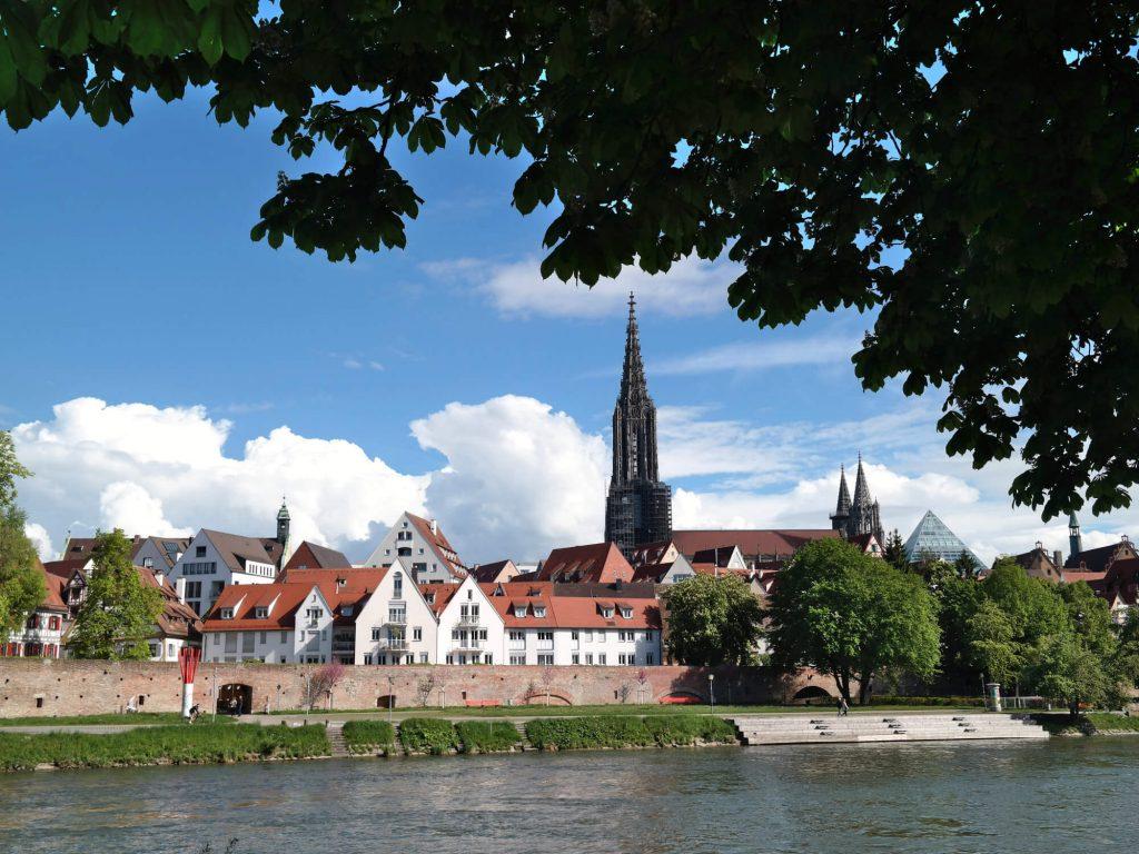 Actieve stedentrip Ulm in Duitsland