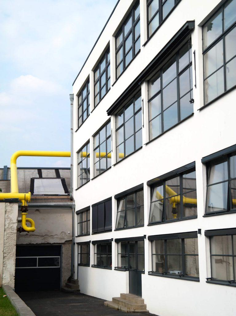 Bauhaus Mies van der Rohe Business Park in Krefeld