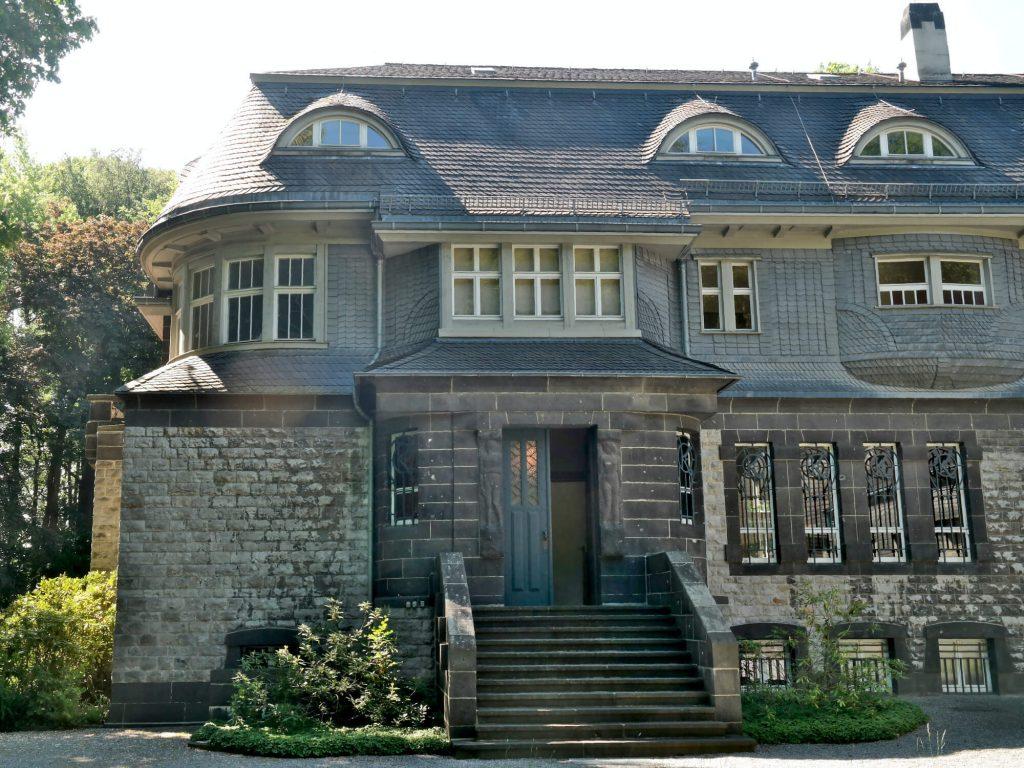Bauhaus Villa Osthaus in Hagen