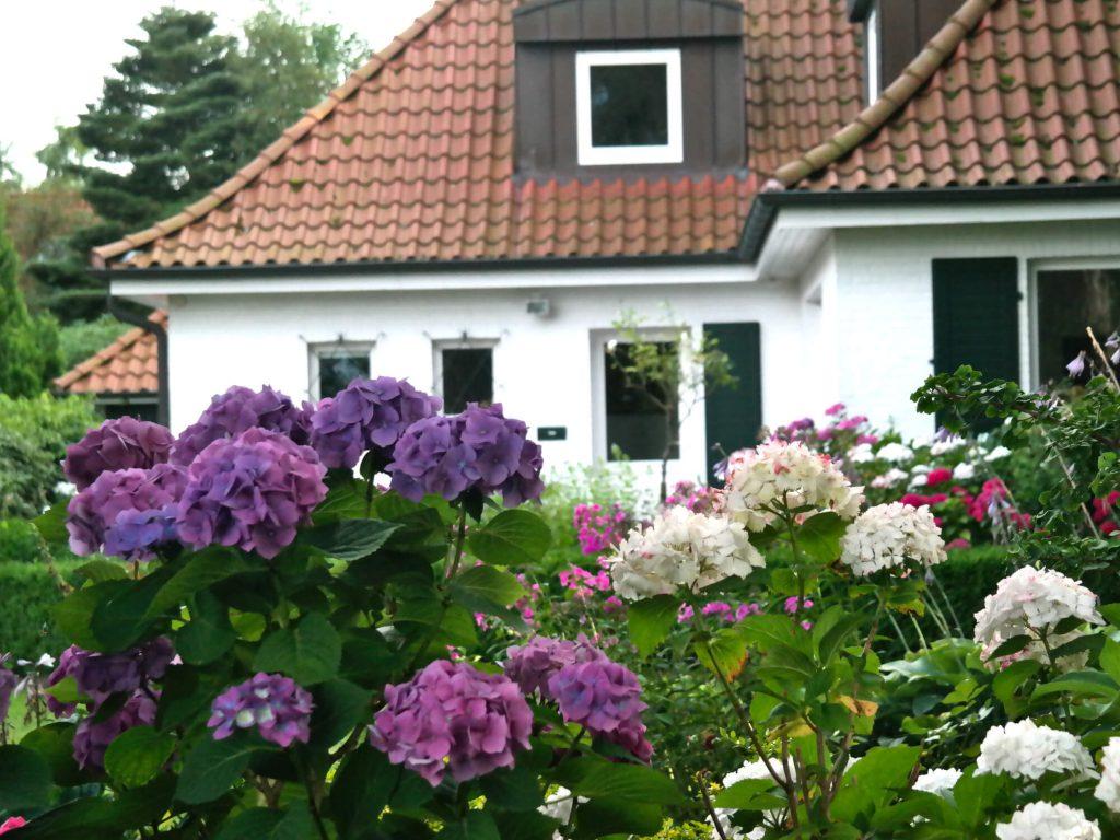 Dorp Dangast in Duitsland