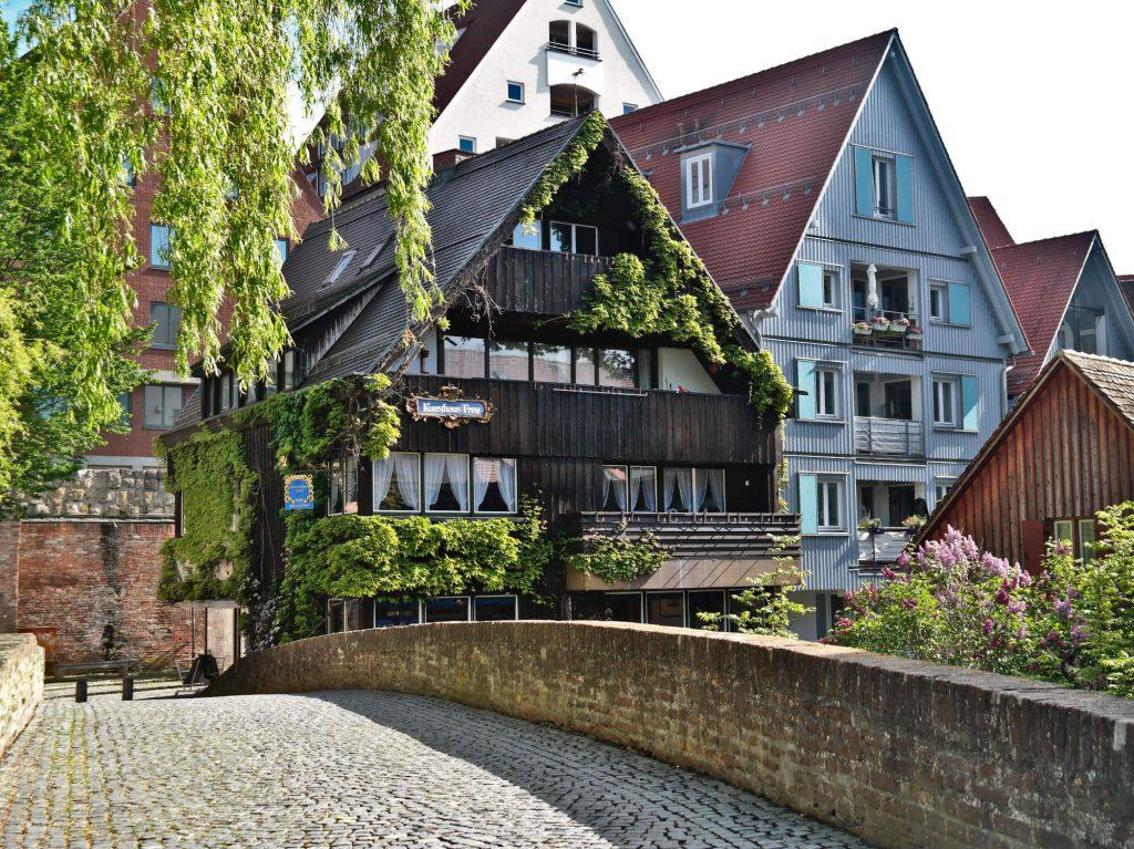 Fischerviertel Ulm Duitsland