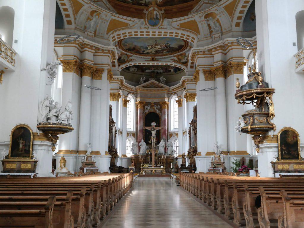 Kapel van Klooster Wiblingen