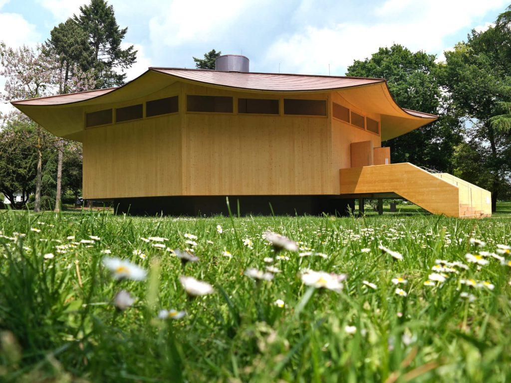 Krefeld Bauhaus Pavilion