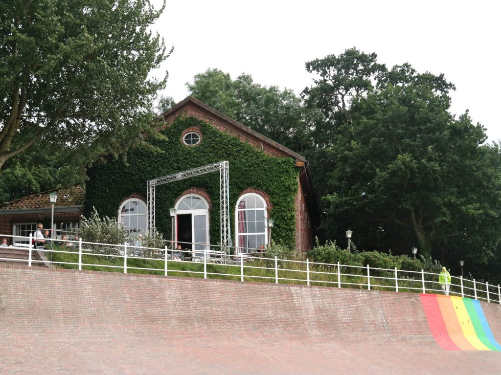 Kurhaus in Dangast
