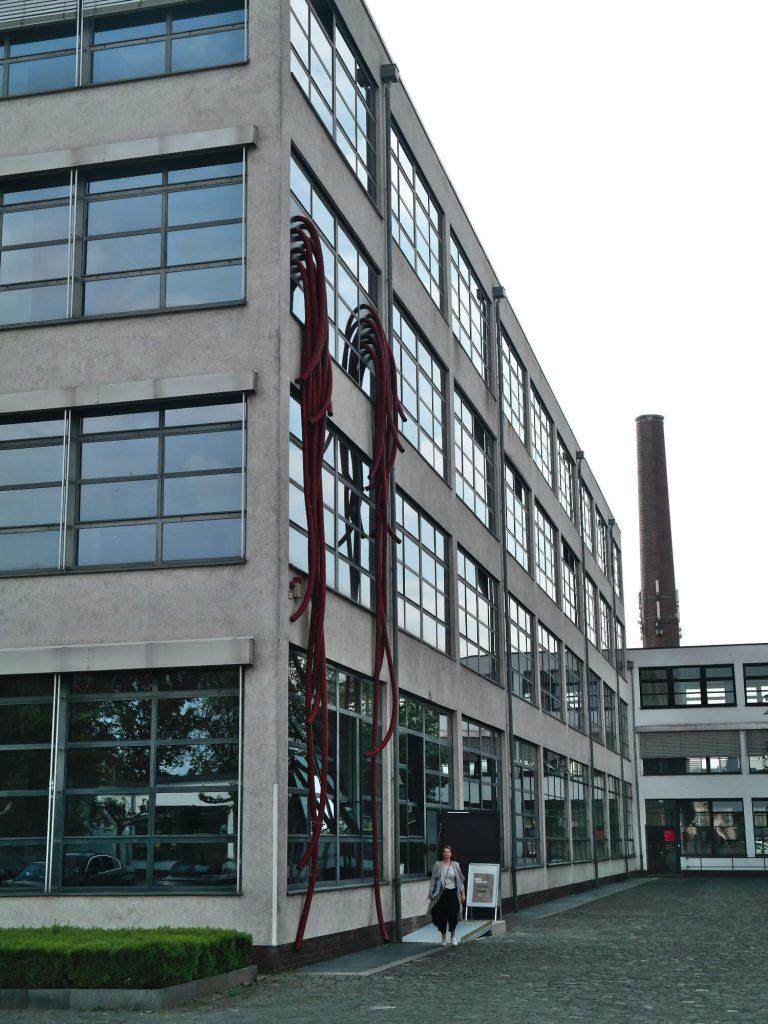 Mies van der Rohe Business Park Krefeld HE-Gebäude
