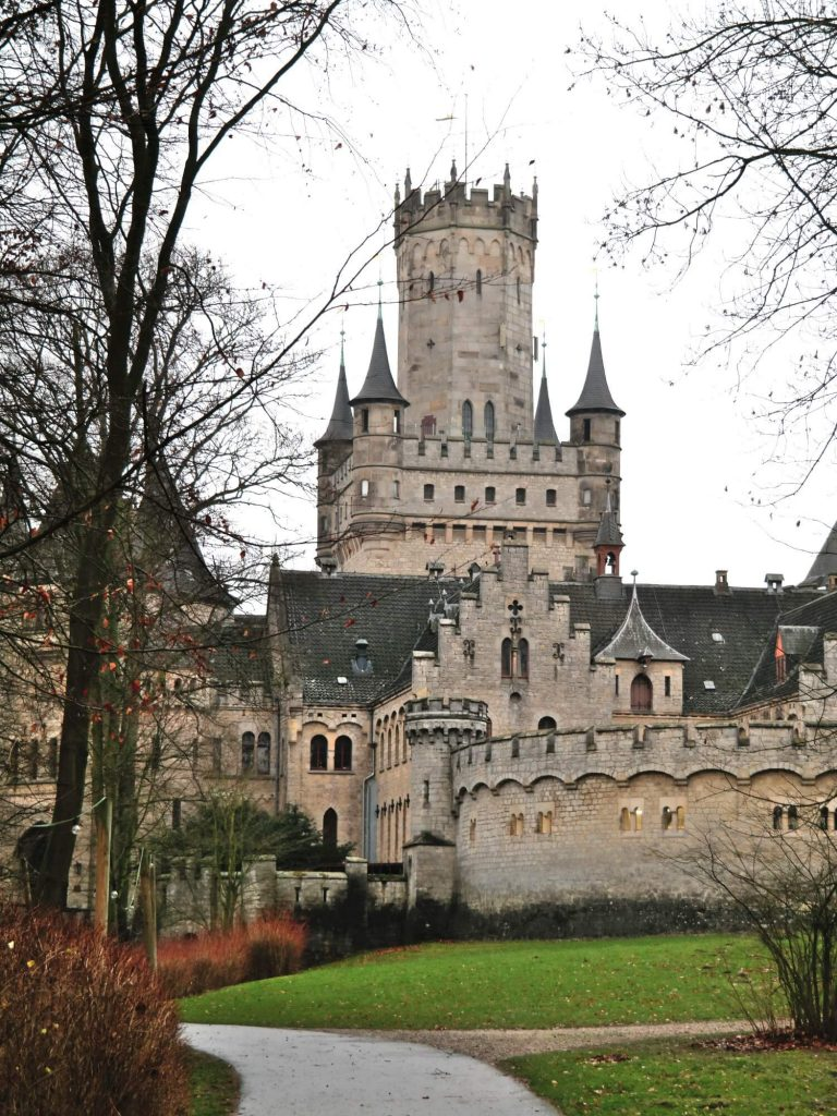 Slot Marienburg in Pattensen bij Hannover