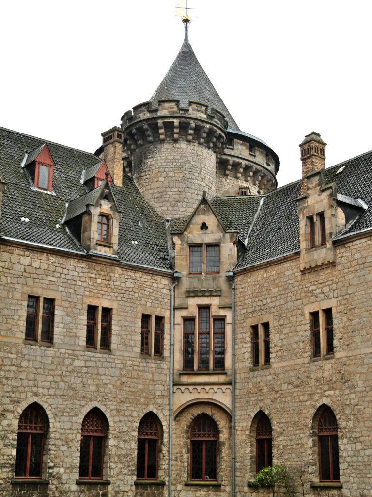 Toren van Slot Marienburg