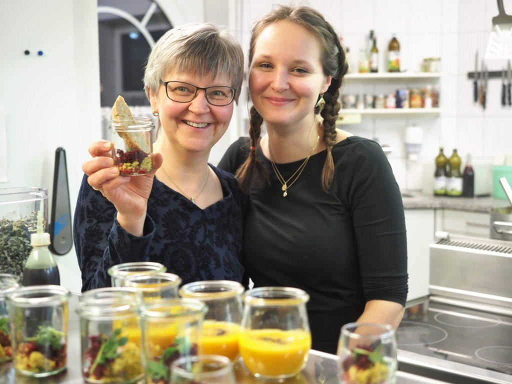 Biologisch restaurant goldwerth in Bad Laer Duitsland