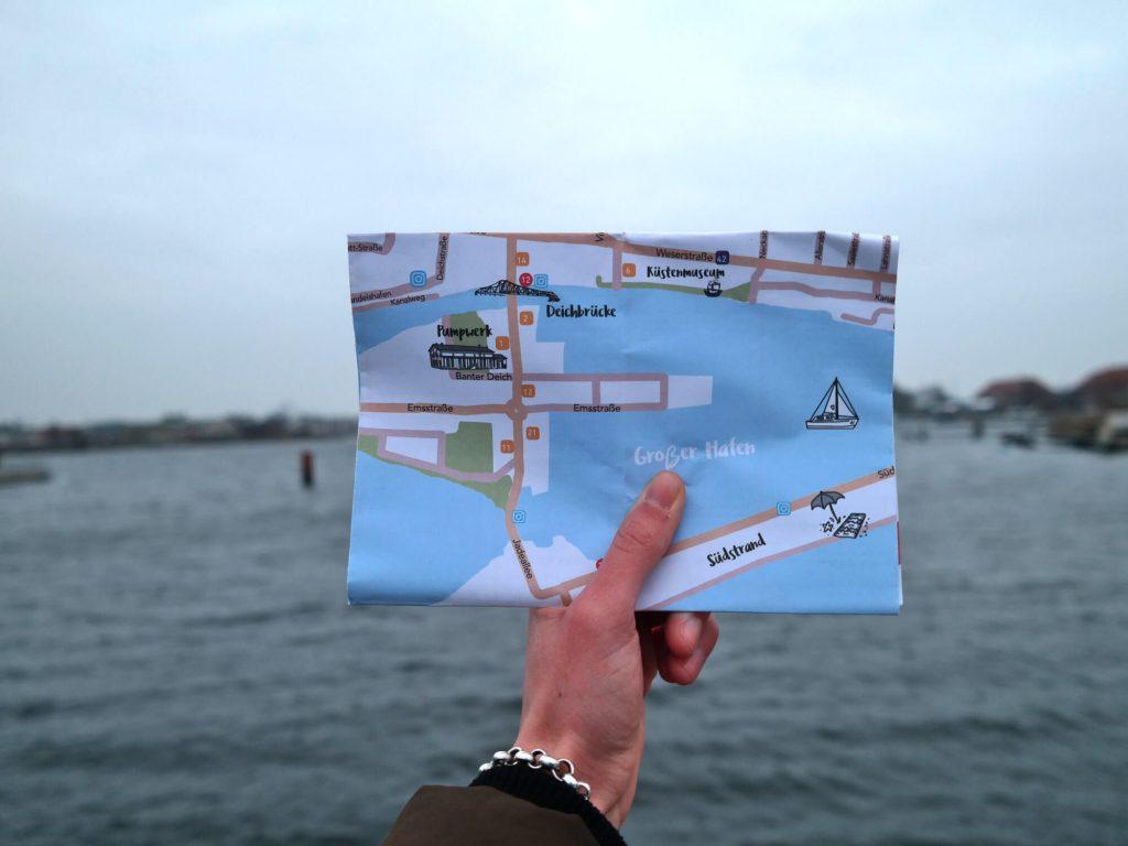 Fotospots en bezienswaardigheden in Wilhelmshaven