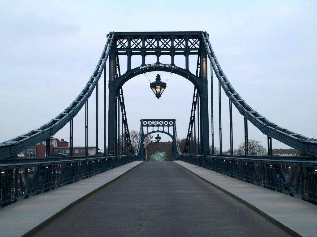 Kaiser-Wilhelm-Brücke Wilhelmshaven