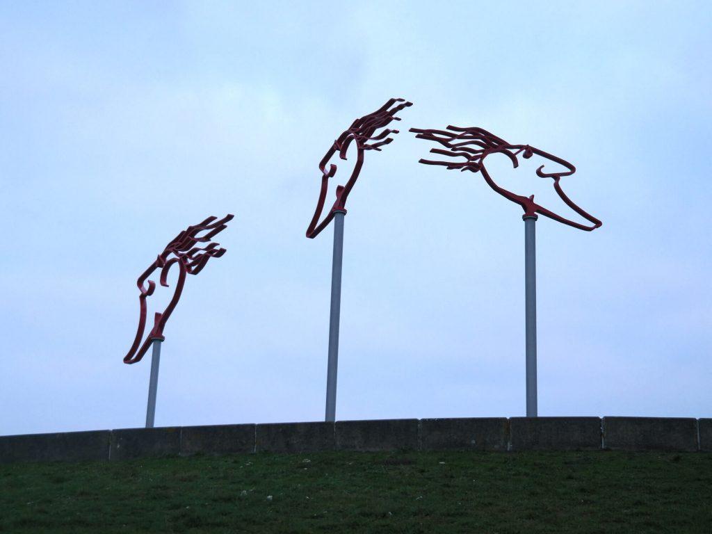 Kunst in de openbare ruimte Wilhelmshaven