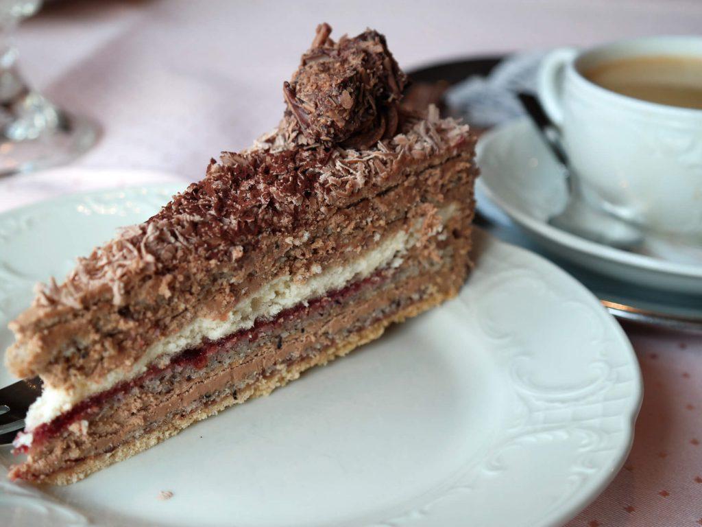 Piepstein taart van Dodt in Bad Laer