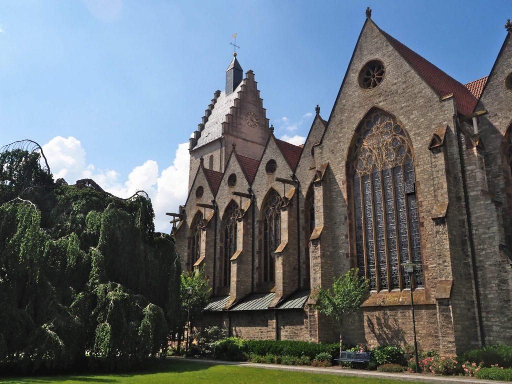 St. Mariae Geburt kerk in Bad Laer