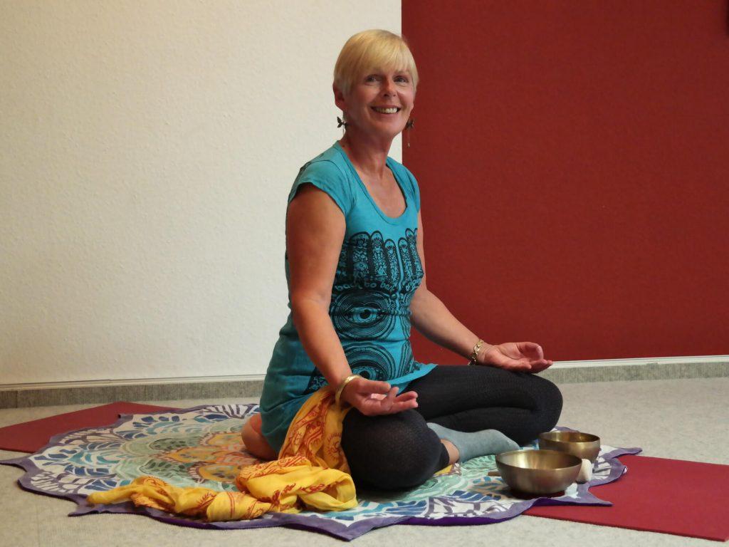 Yoga met Anne Hagedorn in Bad Laer