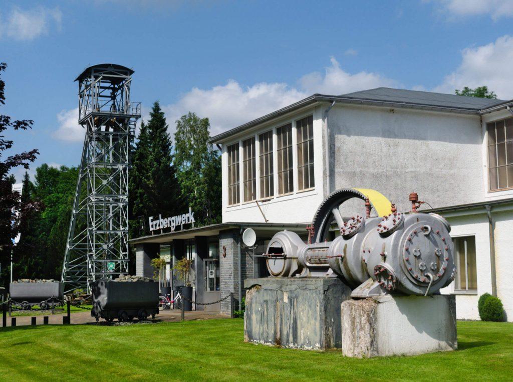 Erzbergwerk Ramsbeck Sauerland