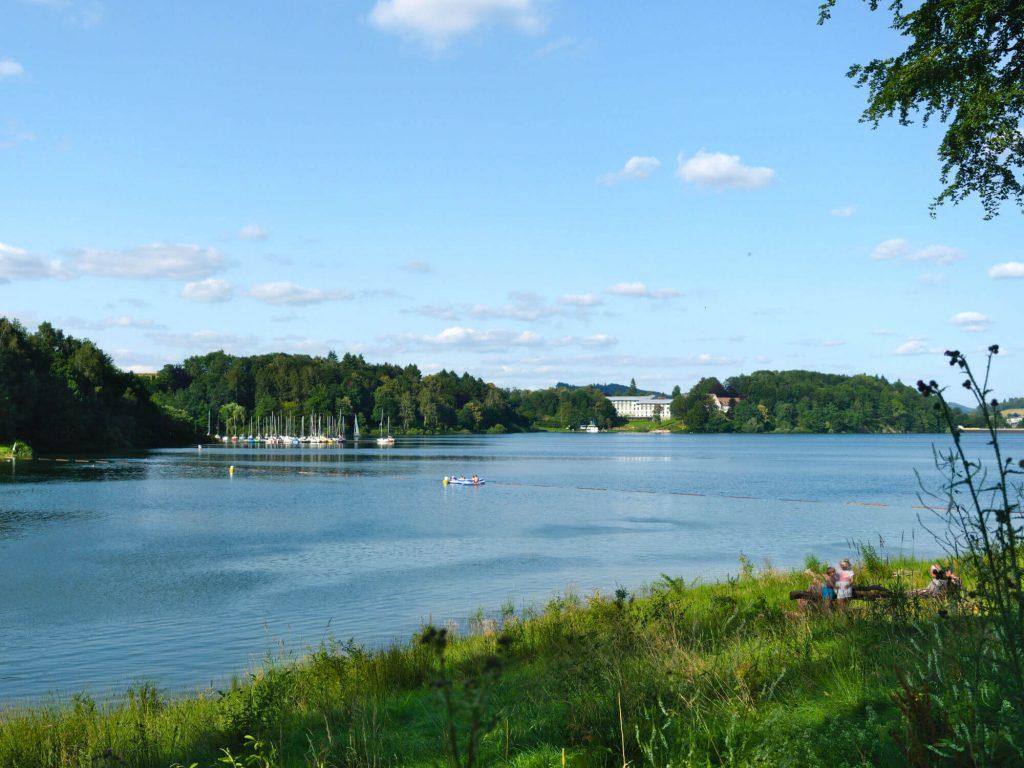 Hennesee Sauerland Duitsland