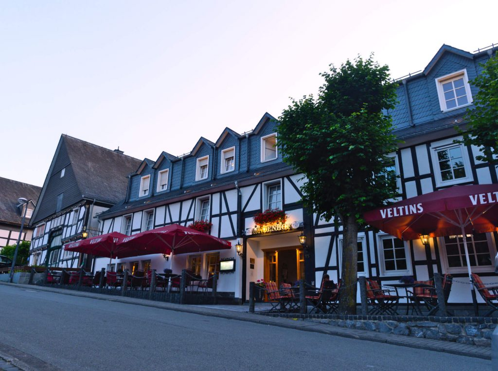 Hotel Lindenhof in Eversberg Sauerland