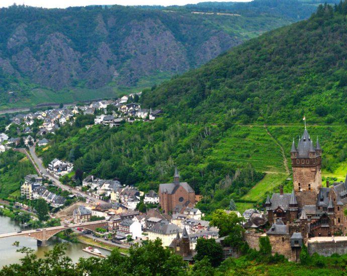 Tips voor vakantie aan de Moezel in Duitsland
