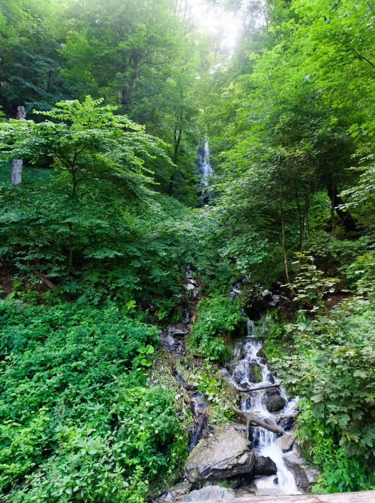 Wandeling waterval Sauerland