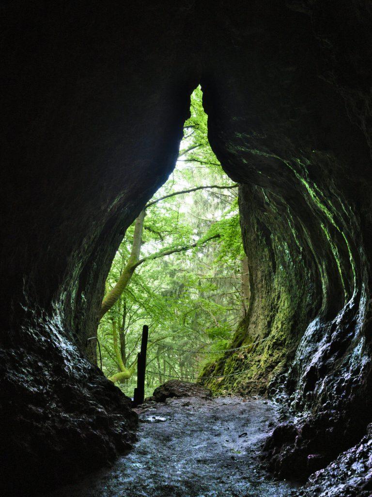 Buchenlochhöhle Gerolstein wandelen