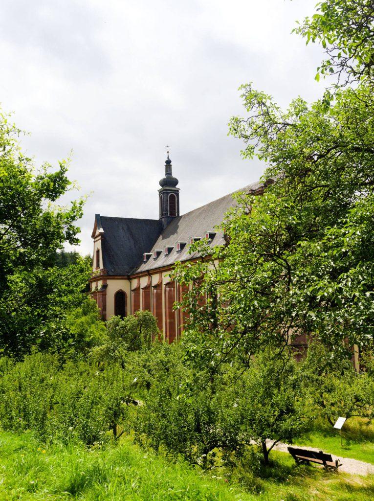 Kloster Himmerod Eifelsteig