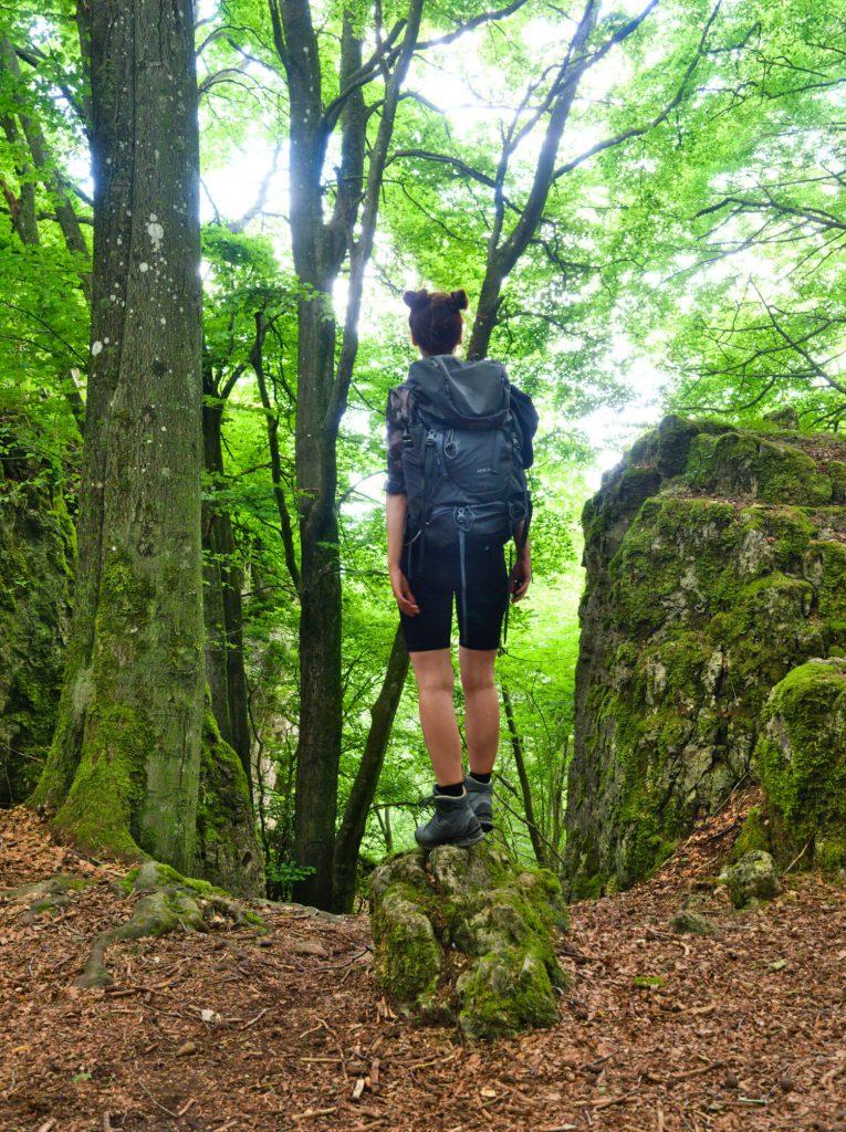Wandelen bij Gerolstein in de Duitse Dolomieten